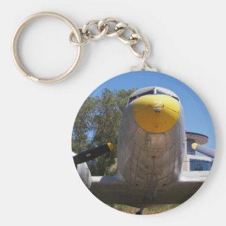 Douglas DC3 Close Up Keychain