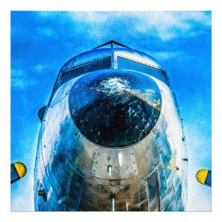 Douglas DC-3 Aircraft Photo Print