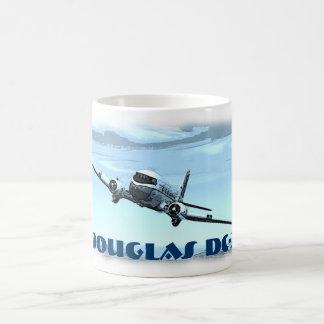 Douglas DC-3 Coffee Mugs