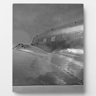 Douglas DC-3 Dakota aircraft flying home Plaques