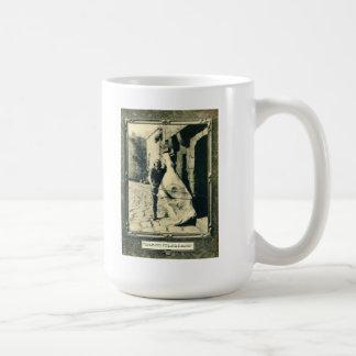 Douglas Fairbanks 1922 vintage portrait mug