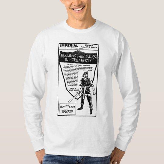 Douglas Fairbanks Robin Hood 1923 T-Shirt