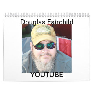 Douglas Fairchild & Cargo with cookies Calendar