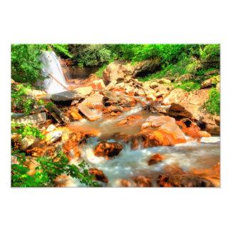 Douglas Falls West Virginia Photo