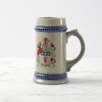 Douglas Family Crest Mug