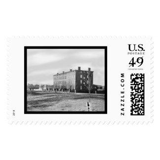 Douglas Hospital in Washington, DC 1864 Postage Stamps
