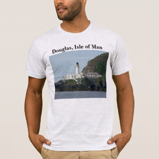 Douglas, Isle of Man UK T-Shirt