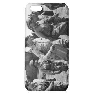 Douglas MacArthur lands at Leyte Philippine Island iPhone 5C Cases
