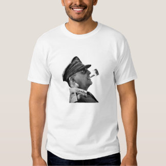 Douglas MacArthur quote and picture Tees