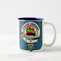 Douglas Proud Coffee Mug! Two-Tone Coffee Mug