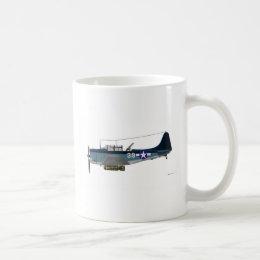 Douglas SBD-5 Dauntless Coffee Mug