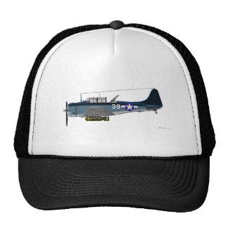 Douglas SBD-5 Dauntless Trucker Hat