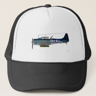 Douglas SBD-5 Dauntless Trucker Hat