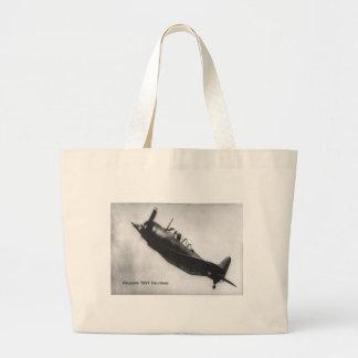 Douglas (SBD) Dauntless Jumbo Tote Bag