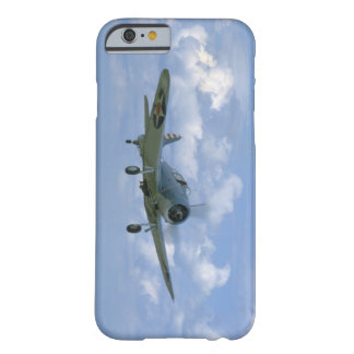 Douglas SBD Dauntless, Flying, Front_WWII Planes Barely There iPhone 6 Case