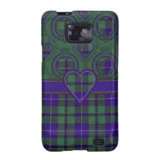 Douglas Scottish clan tartan - Plaid Samsung Galaxy S2 Cover