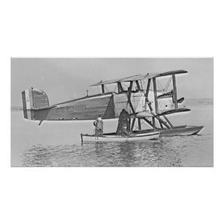Douglas World Cruiser Seaplane Poster