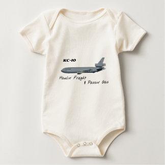 Dougls KC-10 Extender Haulin Freight Baby Bodysuit