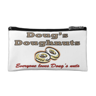 DOUG'S DOUGHNUTS MAKEUP BAG