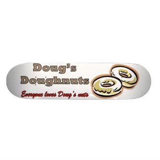 DOUG'S DOUGHNUTS SKATEBOARD