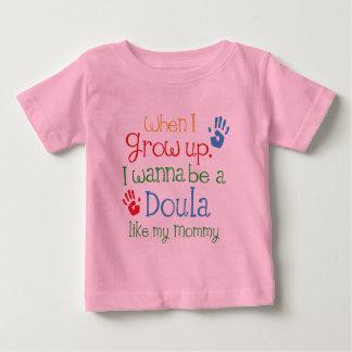 Doula (Future) Like My Mommy Baby T-Shirt