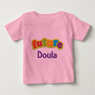 Doula (Future) Pacifier Gift Baby T-Shirt