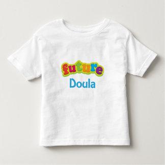 Doula (Future) Pacifier Gift Toddler T-shirt