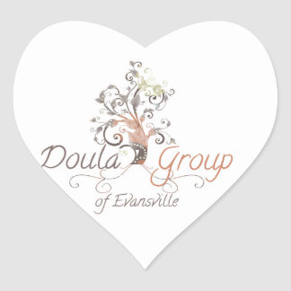 Doula Group Love Stickers