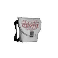 Doula Heart Bag at Zazzle