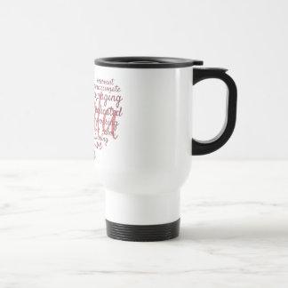 Doula Heart Travel Mug