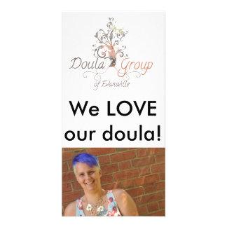 Doula Love Candice Card