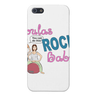 Doulas Rock! Gifts iPhone SE/5/5s Case