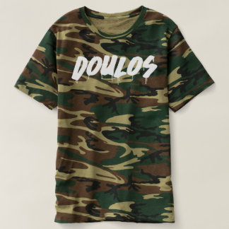 Doulos Dripping Logo Tee