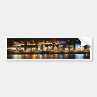 Douro river in Porto, Portugal Bumper Sticker