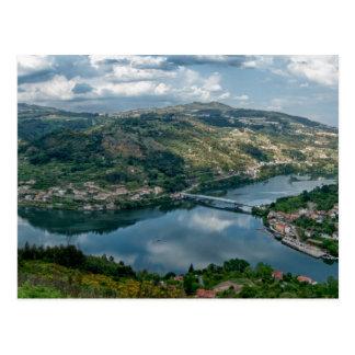 Douro Valley Postcard