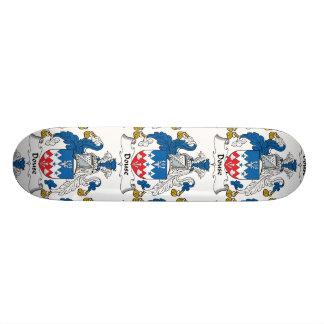 Douse el escudo de la familia patines personalizados
