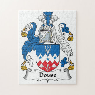 Douse el escudo de la familia rompecabezas