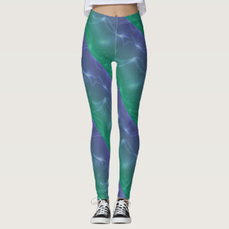 DOUZOU MONSTER ALIEN CUTE  LEGGINGS 1