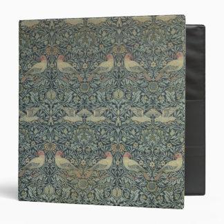 Dove and Rose fabric design c 1879 Vinyl Binder