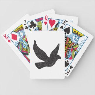 Dove Bicycle Card Decks