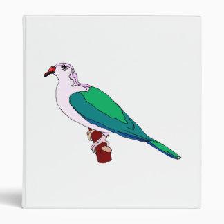 Dove Vinyl Binder