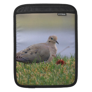Dove Bird iPad Sleeves