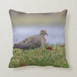 Dove Bird Pillow