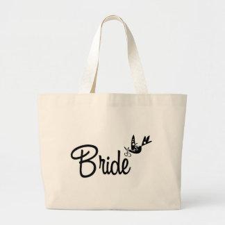 Dove & Bride Tote Bags