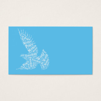 Dove Business Card