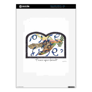 Dove Decal For iPad 2