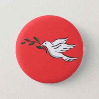 Dove designs pinback button