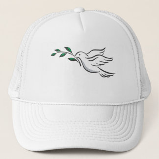 Dove designs trucker hat