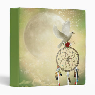 Dove Dreamcatcher Binder