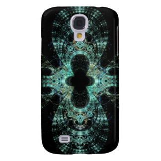 Dove Fractal Galaxy S4 Covers